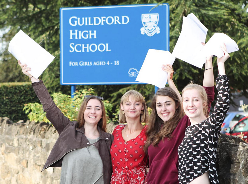 Как поступить в Guildford High School for Girls