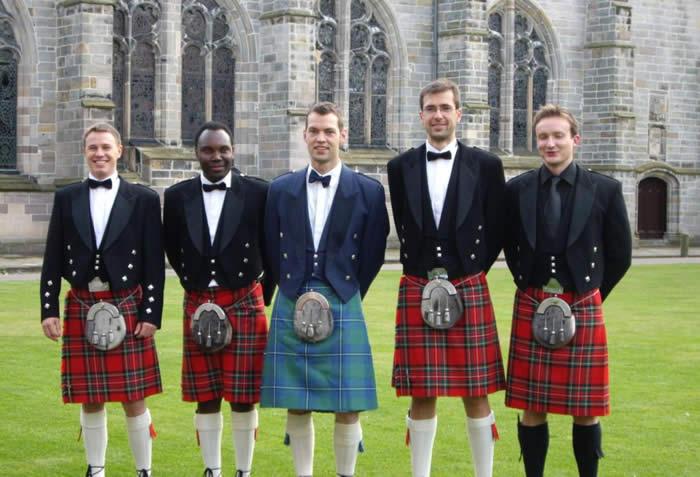 University of Aberdeen (университет Абердина)