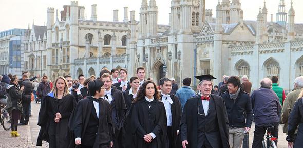 Обучение в Кембридже, стоимость обучения в Кембридже в год для ...
