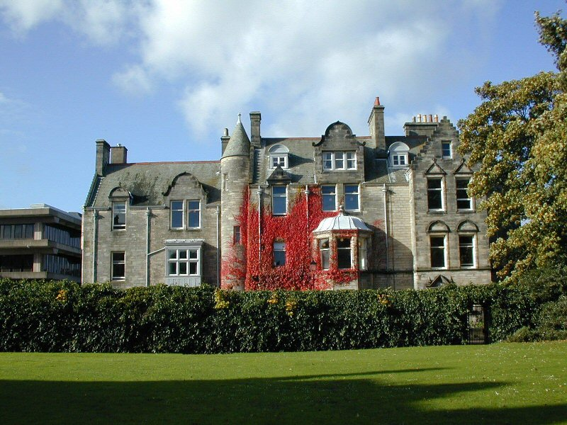 Факультеты University of St Andrews