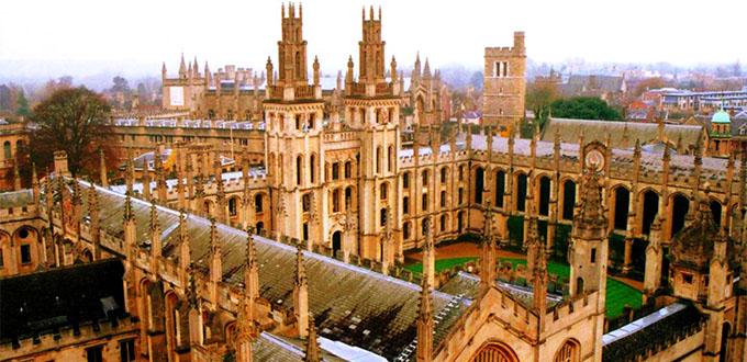 Обучение в Оксфорде, стоимость обучения в Оксфорде в год для ...