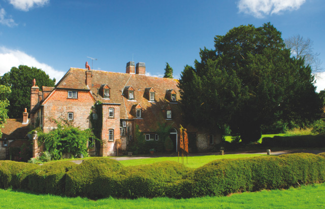 Riversdown House
